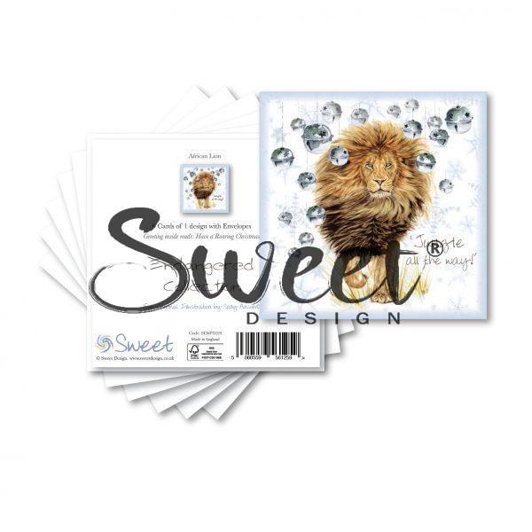 SEMPX029-lion website