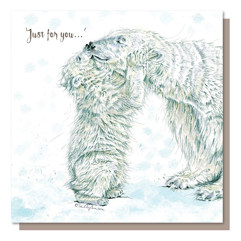 BES007-PolarBearCub