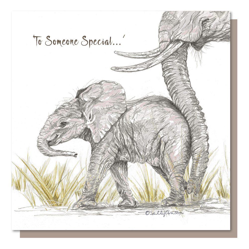 BES033-BabyElephant