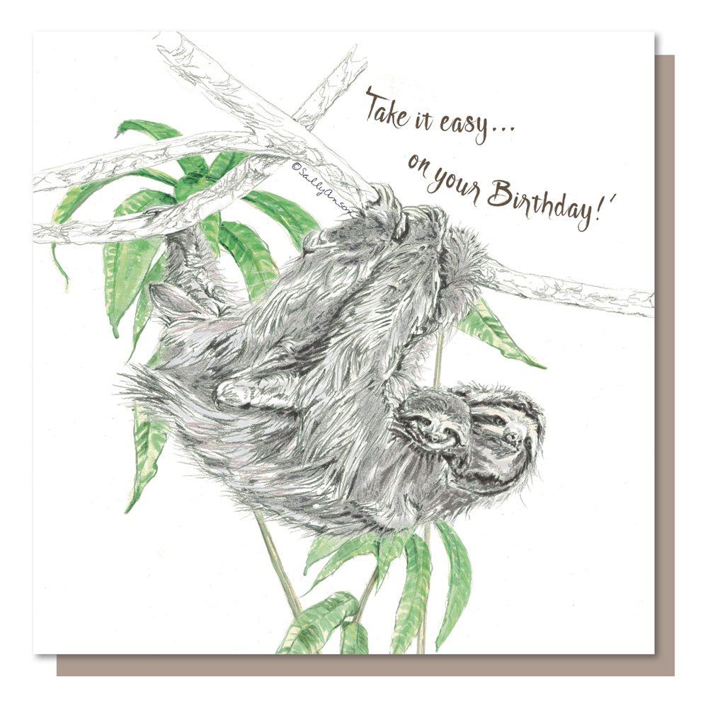 BES035-Sloth
