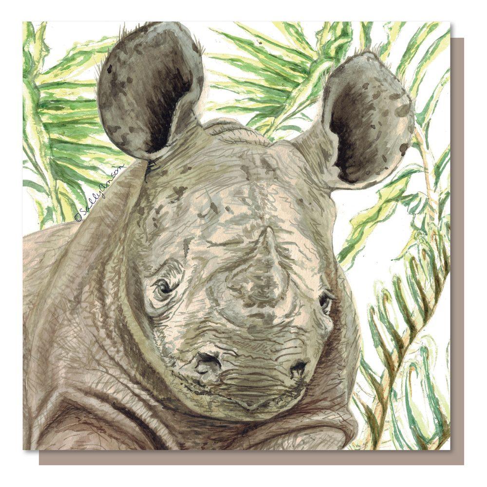 SJB006 - Rhino