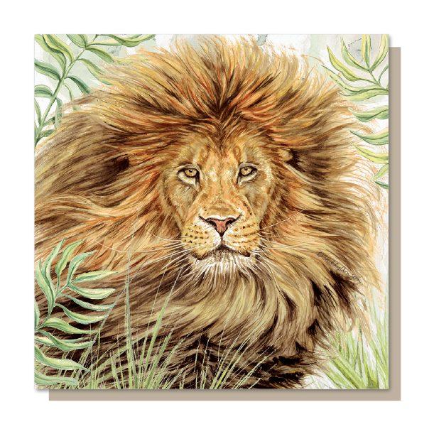 SJB029 - Lion