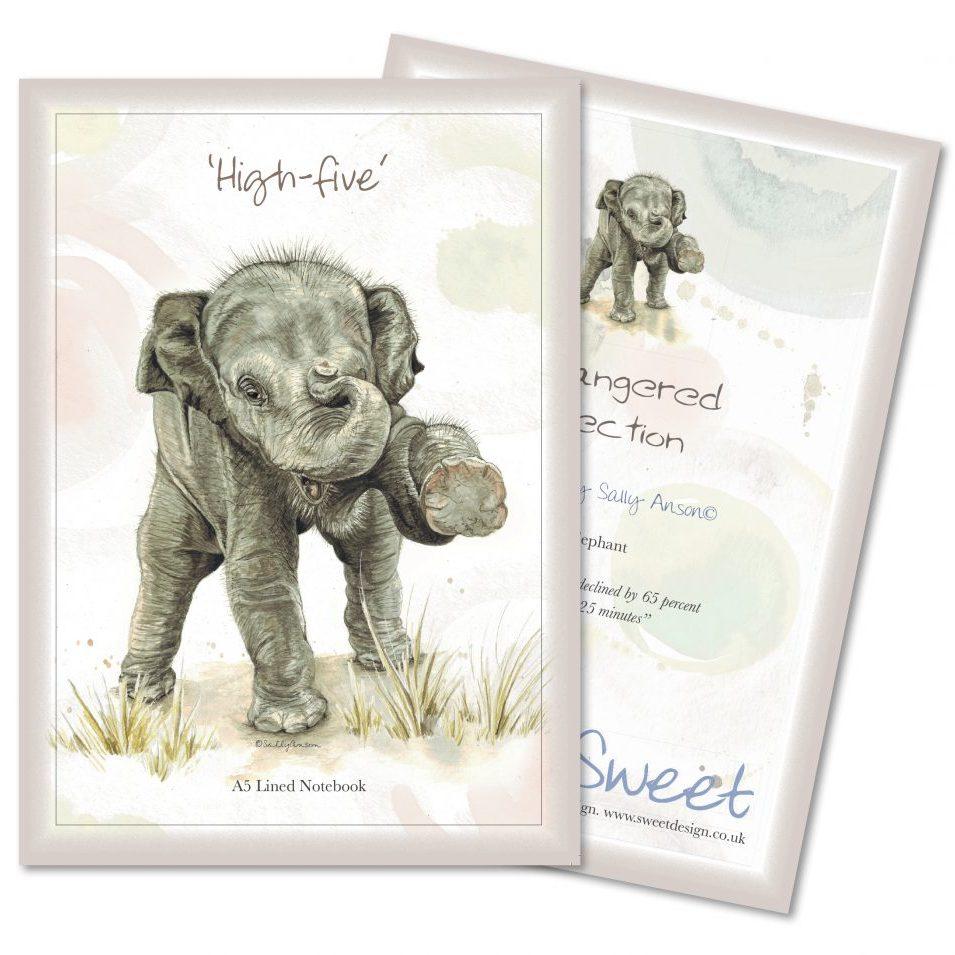 A5Notebook-Elephant