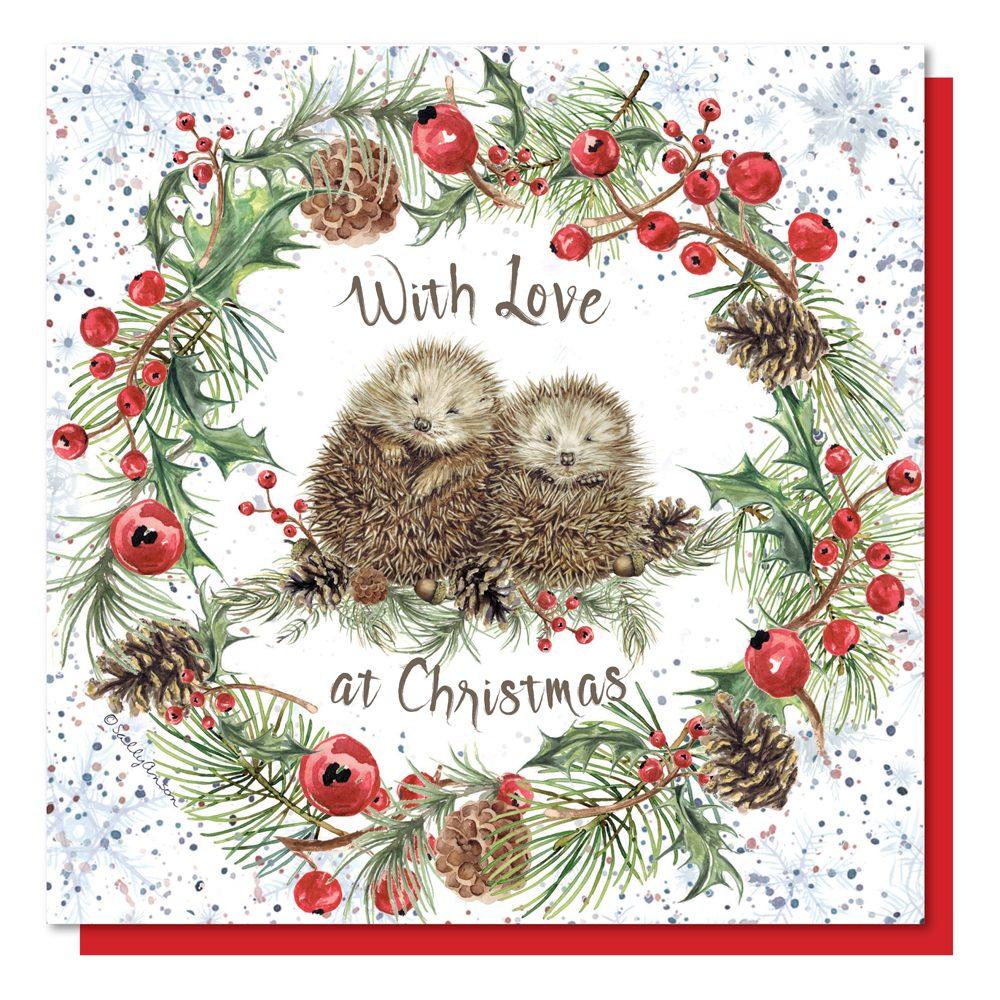 CBXW011 Hedgehogs_Love
