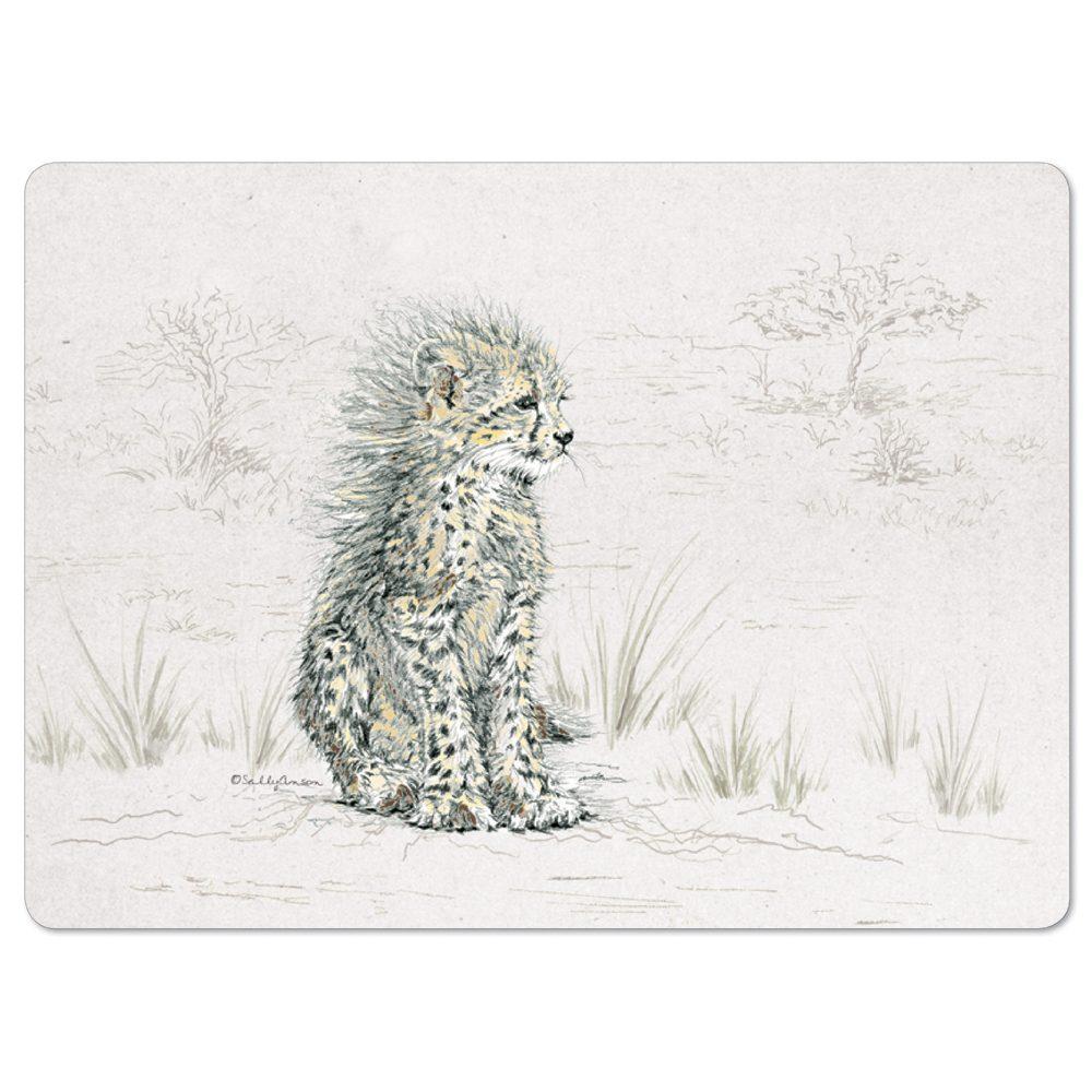 PMSAV32-CheetahPlacemat
