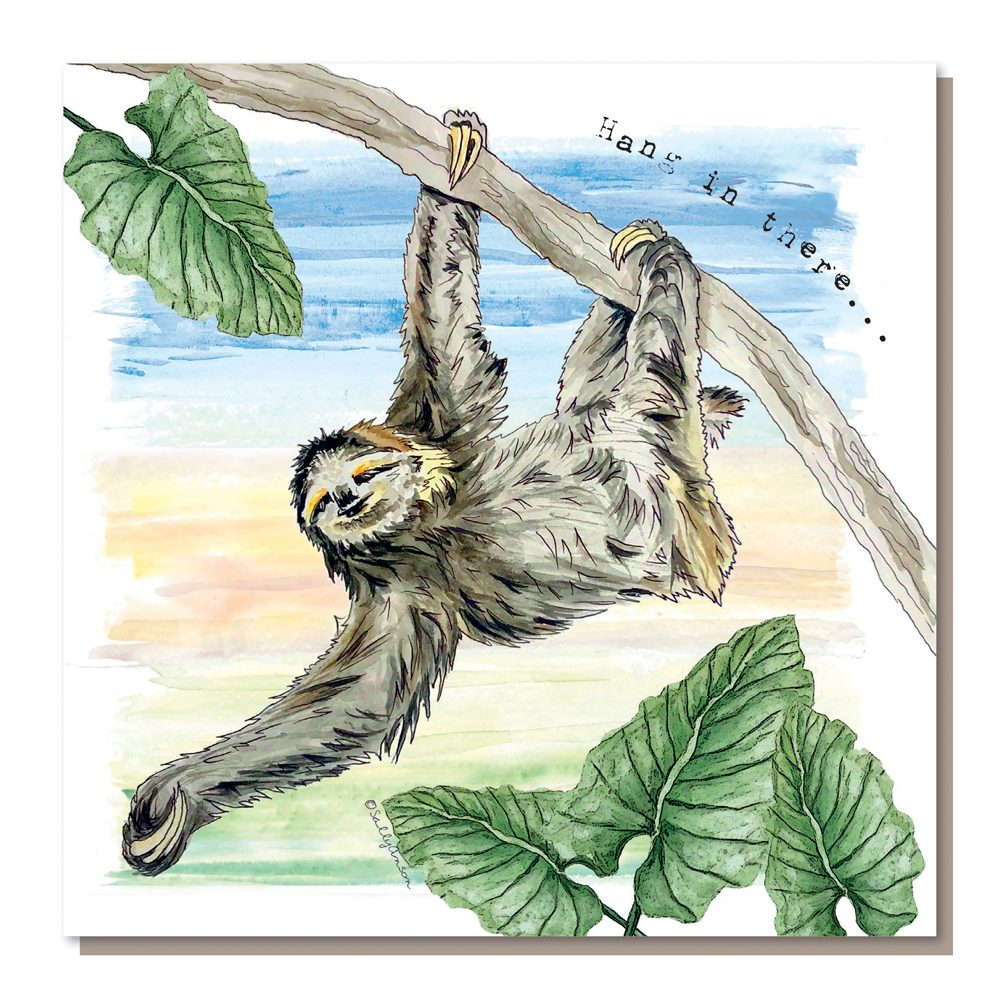 SAR002-Sloth