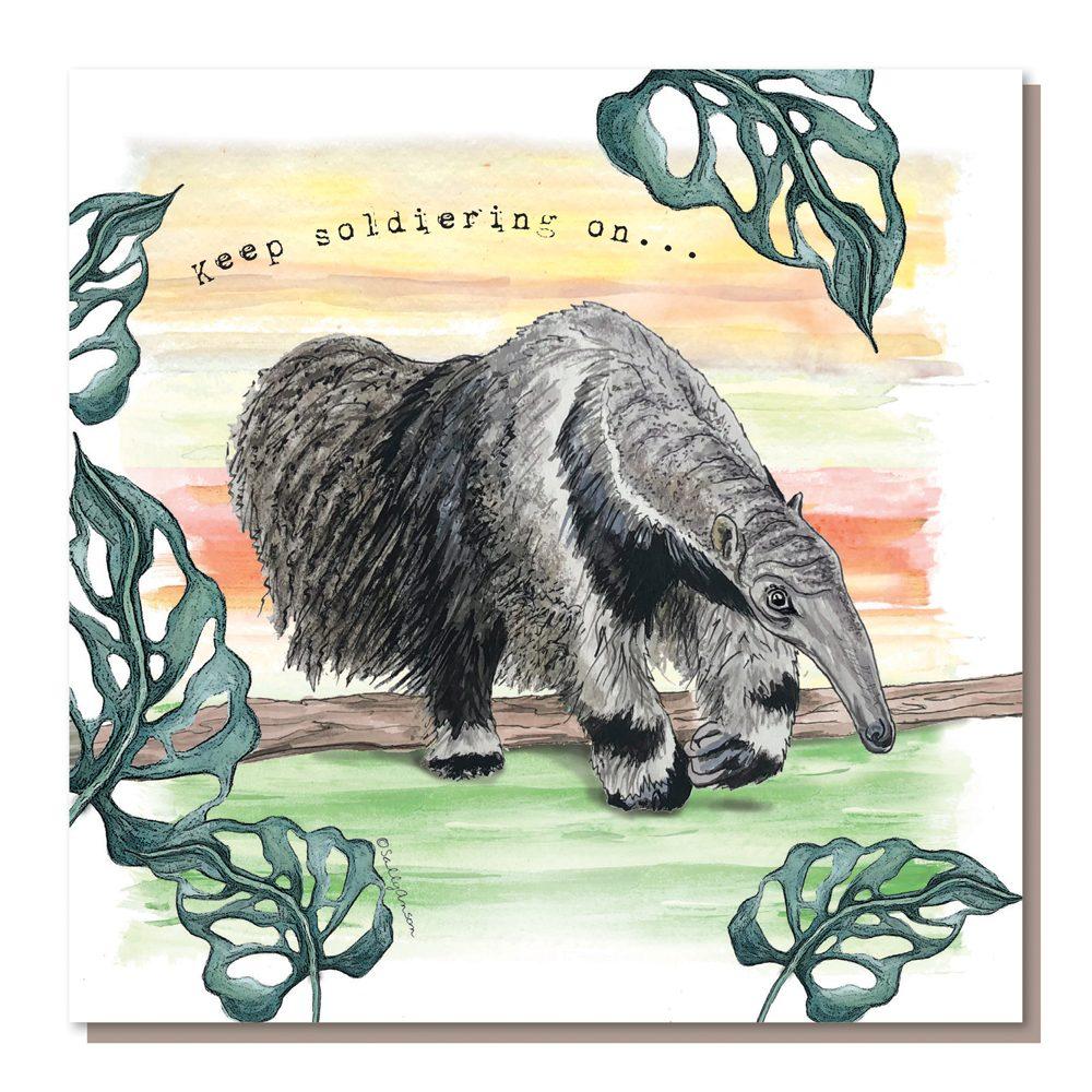 SAR005-Anteater