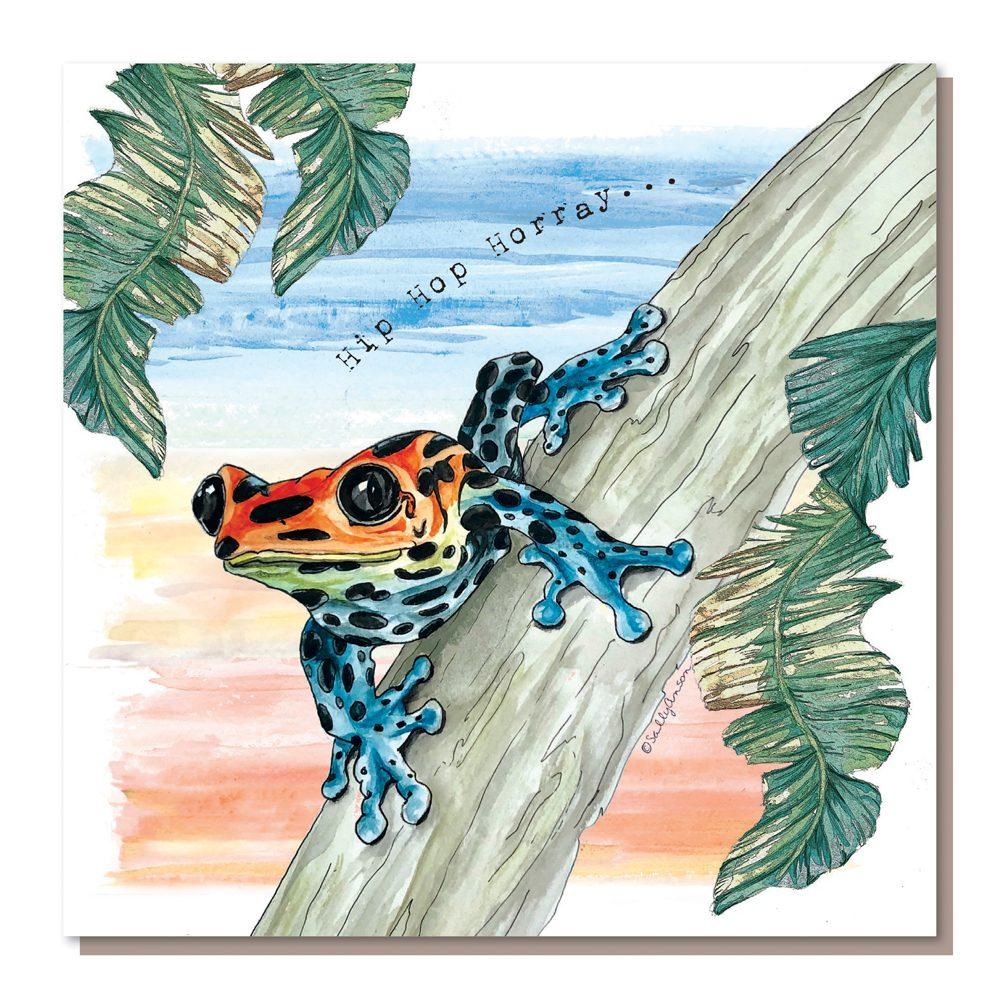 SAR006-Poison Dart Frog