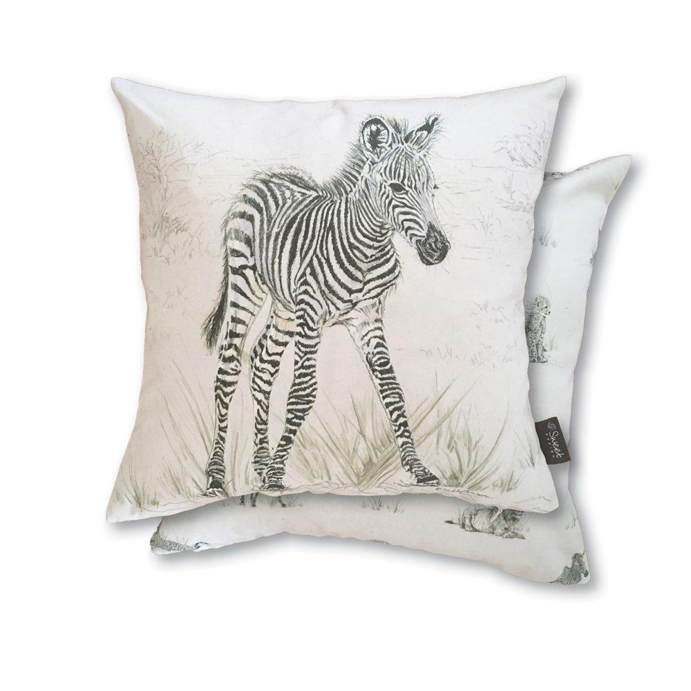 SAVCUS2 - Zebra & Savannah