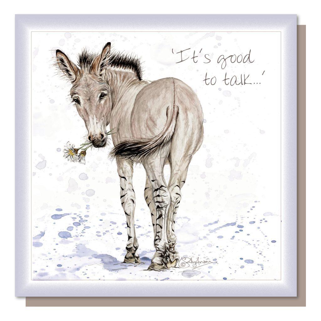 SEC052-African Wild Donkey