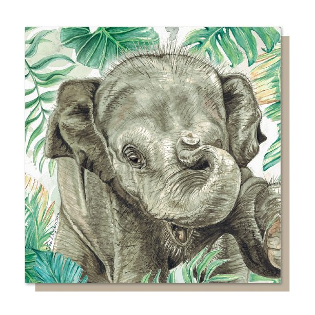 SJB004 - Elephant