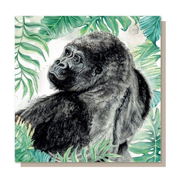 SJB005 - Gorilla