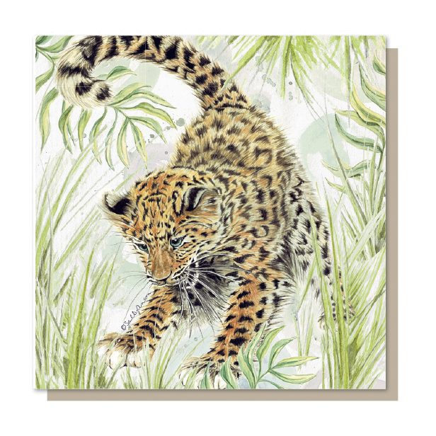 SJB008 - Leopard