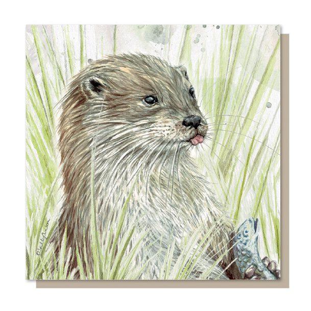 SJB015 - River Otter
