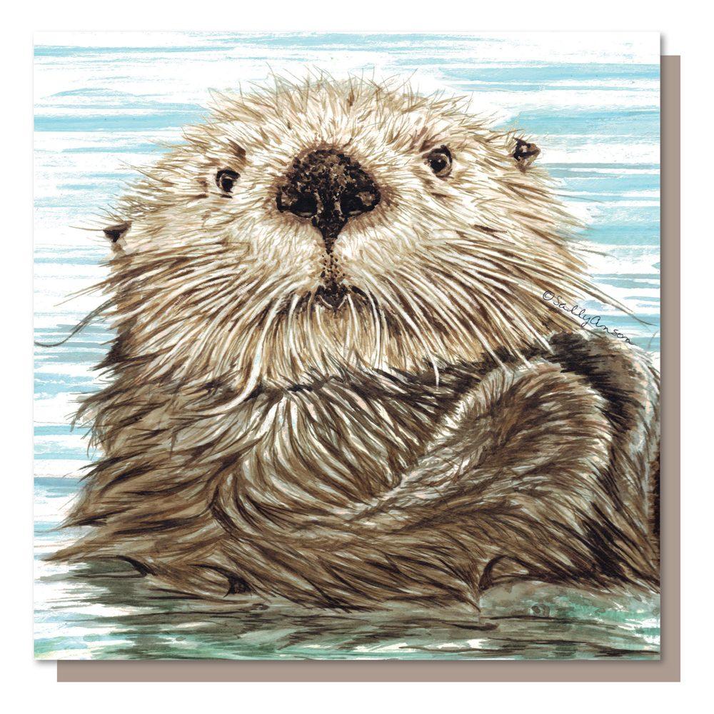 SJB025 - Sea Otter