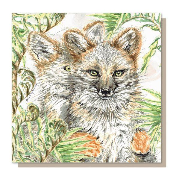 SJB027 - Fox